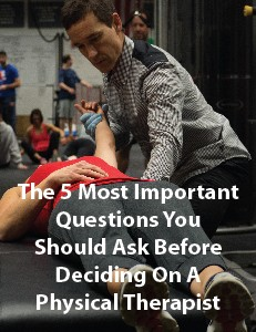 5 Question to ask your physical therapist 4
