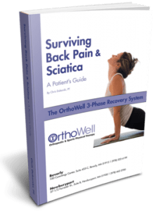 back pain & sciatica recovery system