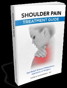 shoulder pain treatment guide book