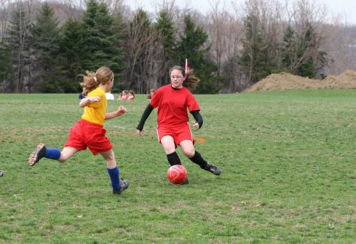 Keep your soccer daughter out of ACL danger?