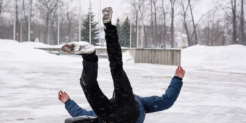 Ways to walk confidently this winter and avoid fall related injuries